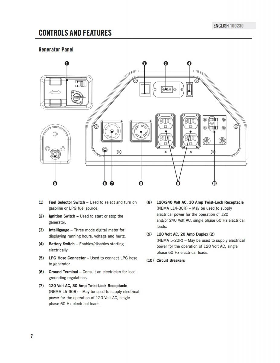 Charging From A Portable Generator Chevy Bolt Ev Forum 240 110 Volt Ac Wiring Diagram Click Image For Larger Version Name 100230 Om English Views